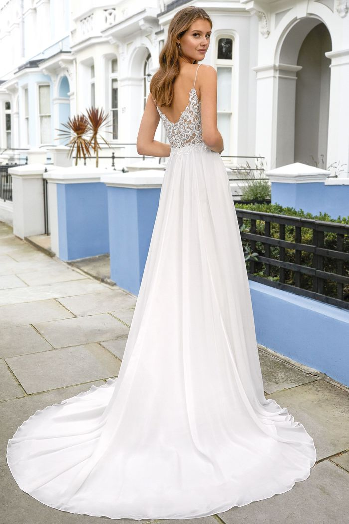 Vestito da Sposa Lillian West 11107 by Justin Alexander
