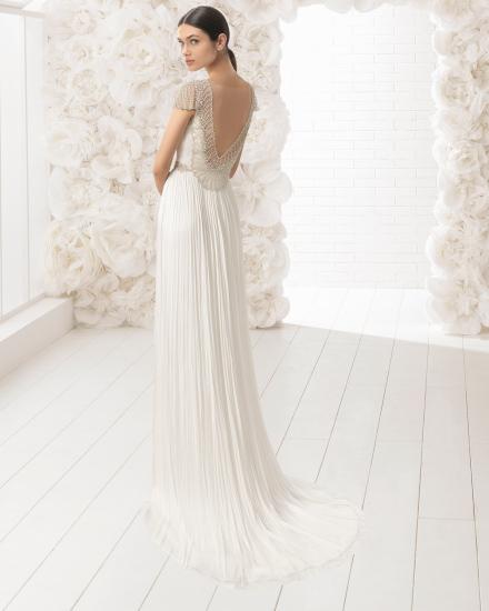 Vestito da Sposa Walram by Rosa Clarà