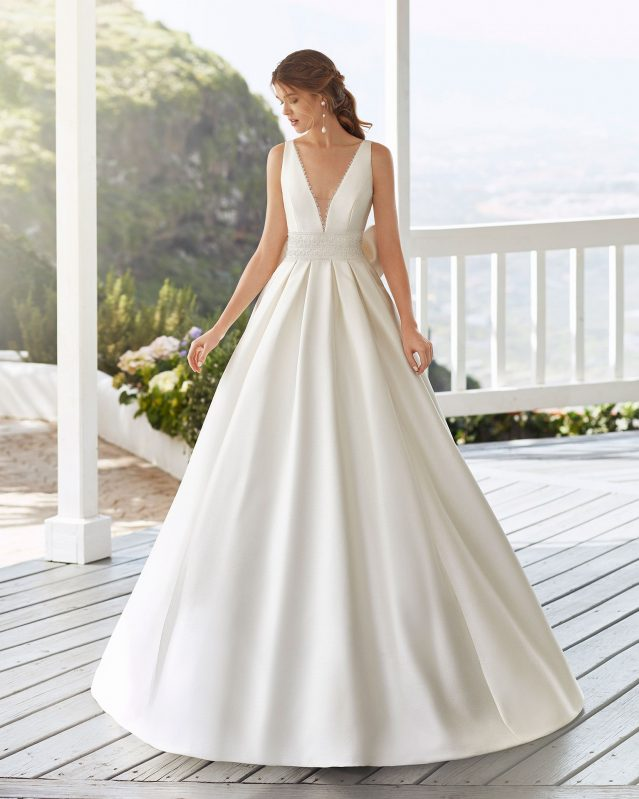 Vestito da Sposa Lunanovias Cabak by Rosa Clarà