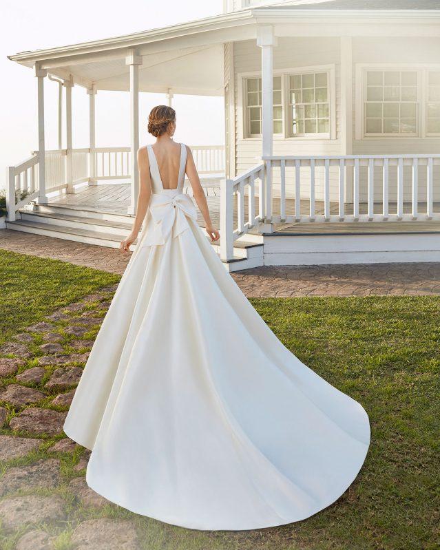 Vestito da Sposa Lunanovias Cumey by Rosa Clarà