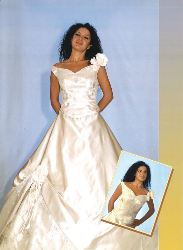 Vestito da Sposa Abito da Sposa by Rugiada by Meg