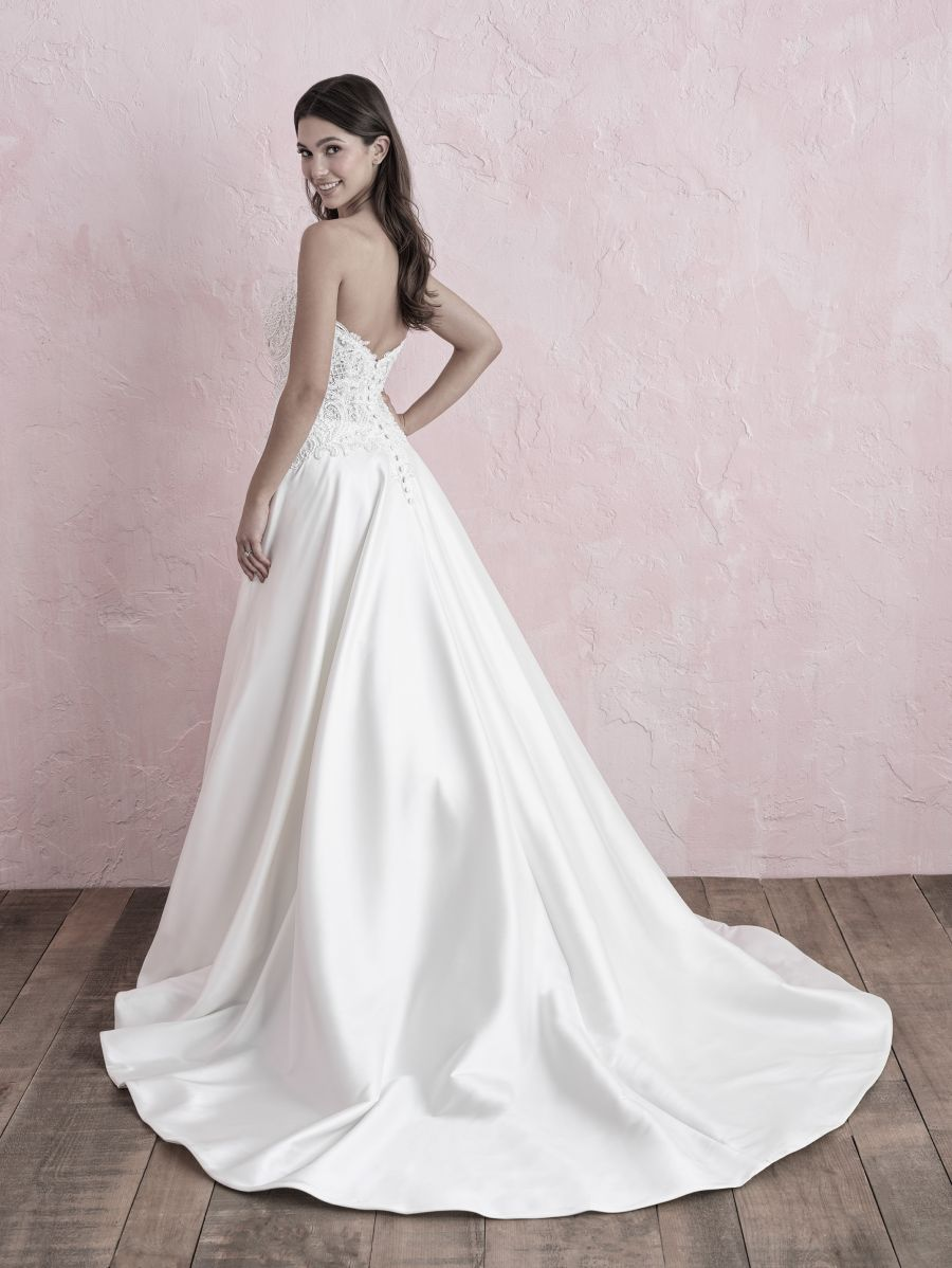 Vestito da Sposa 3261 by Allure Bridals