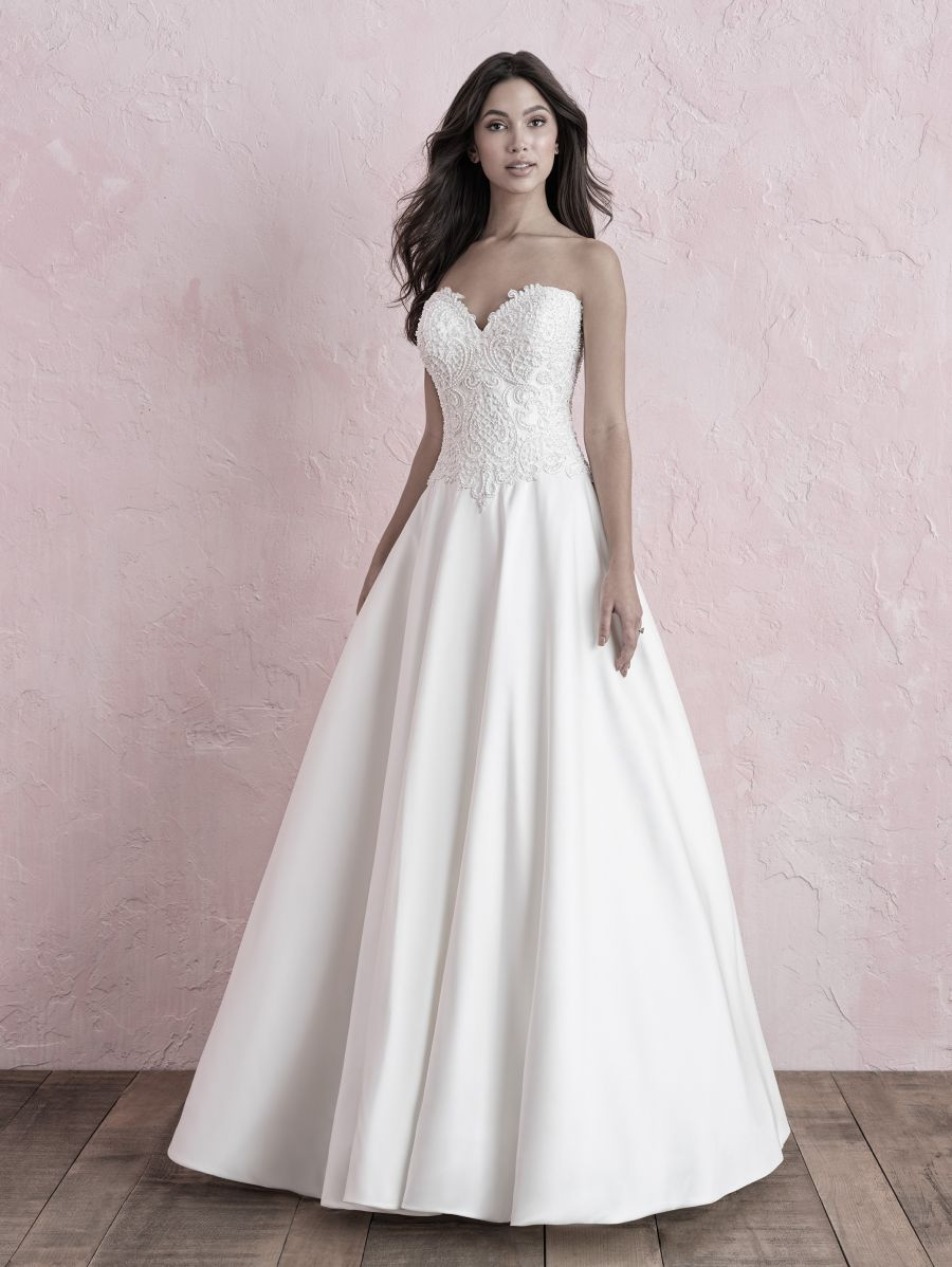 Abito da Sposa 3261 by Allure Bridals