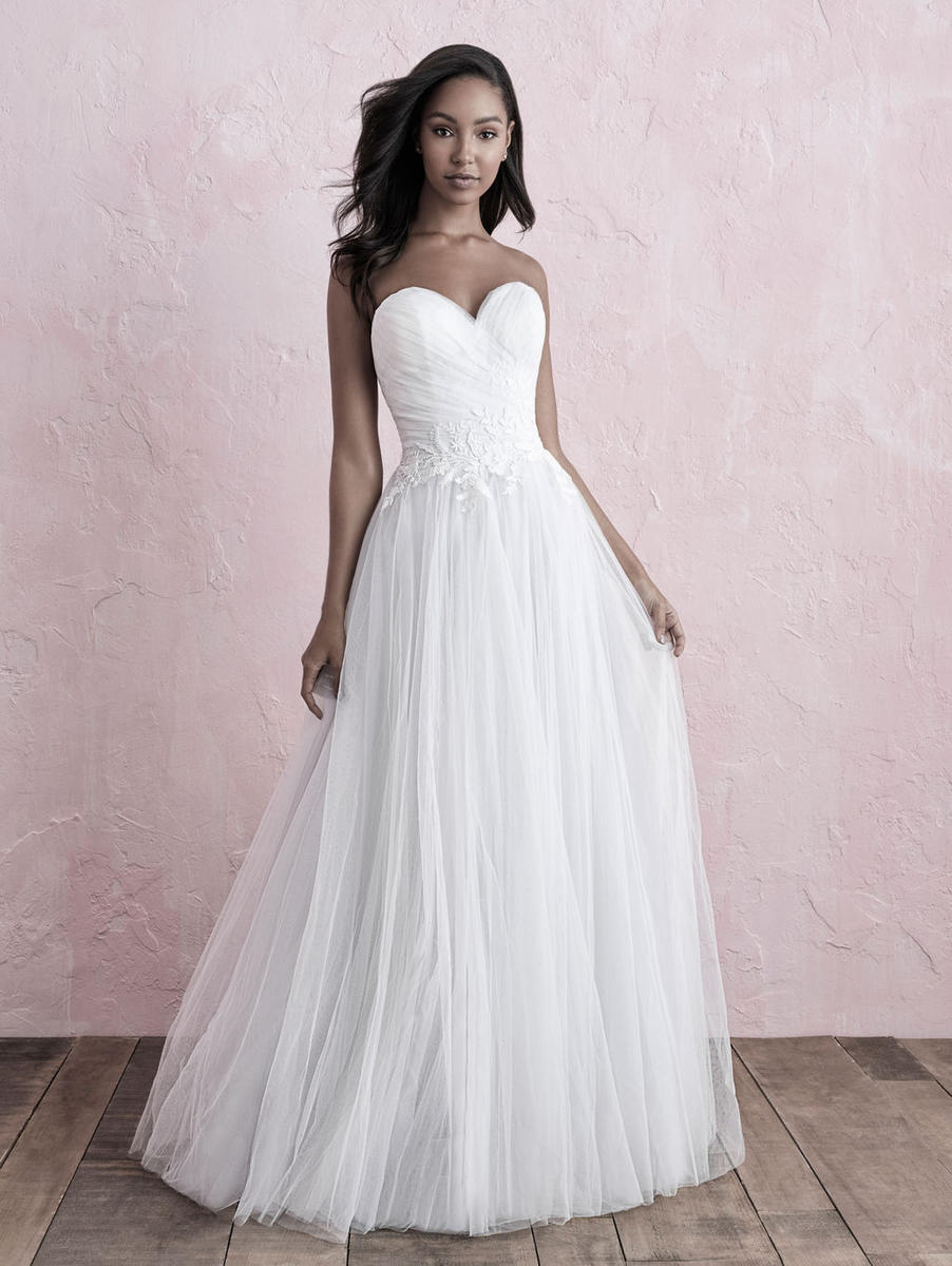 Abito da Sposa 3263 by Allure Bridals