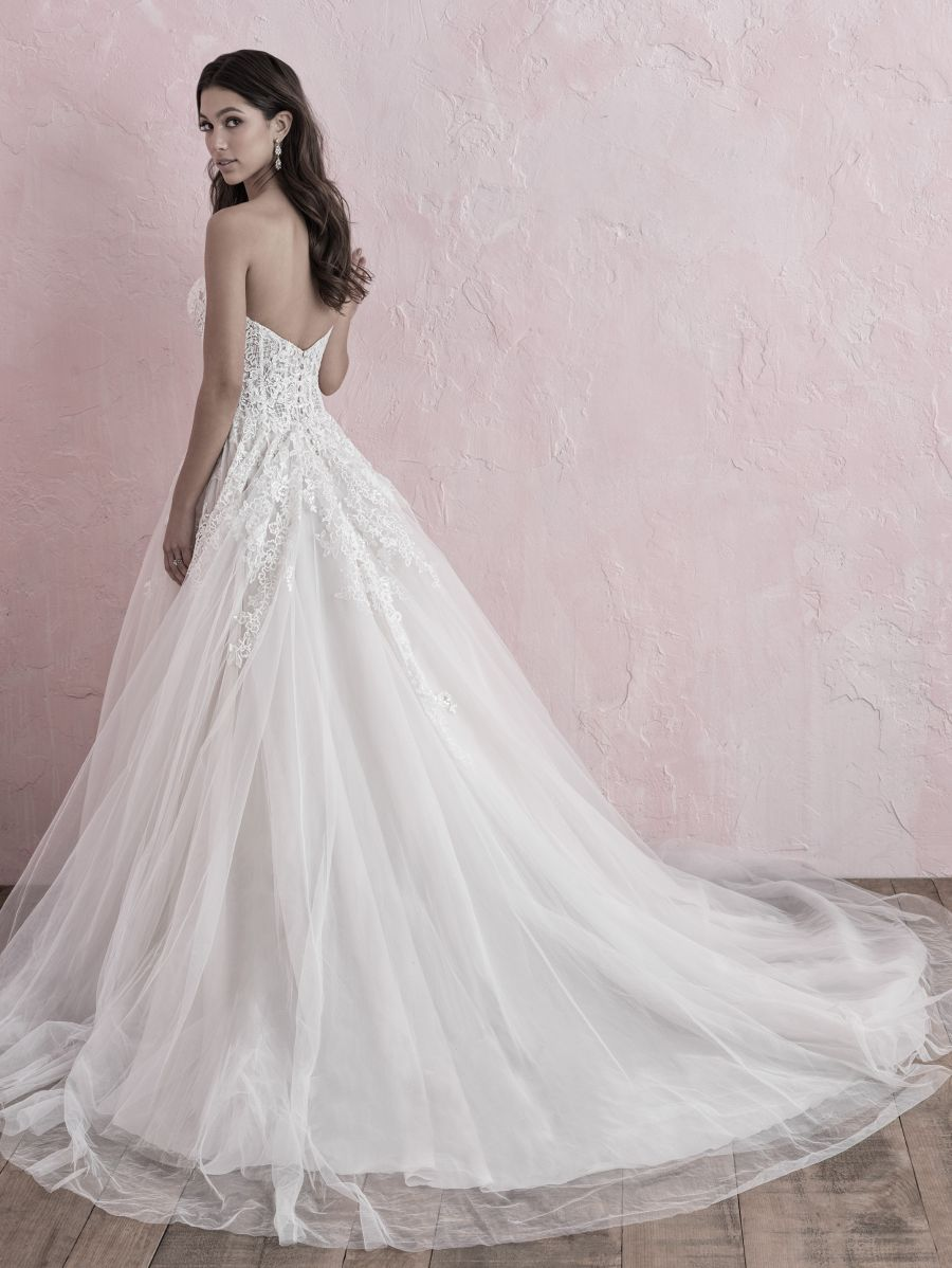 Vestito da Sposa 3270 by Allure Bridals