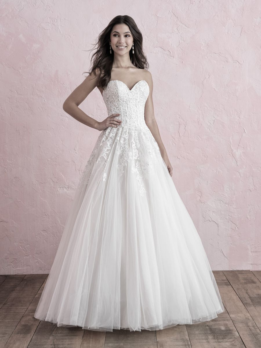 Abito da Sposa 3270 by Allure Bridals