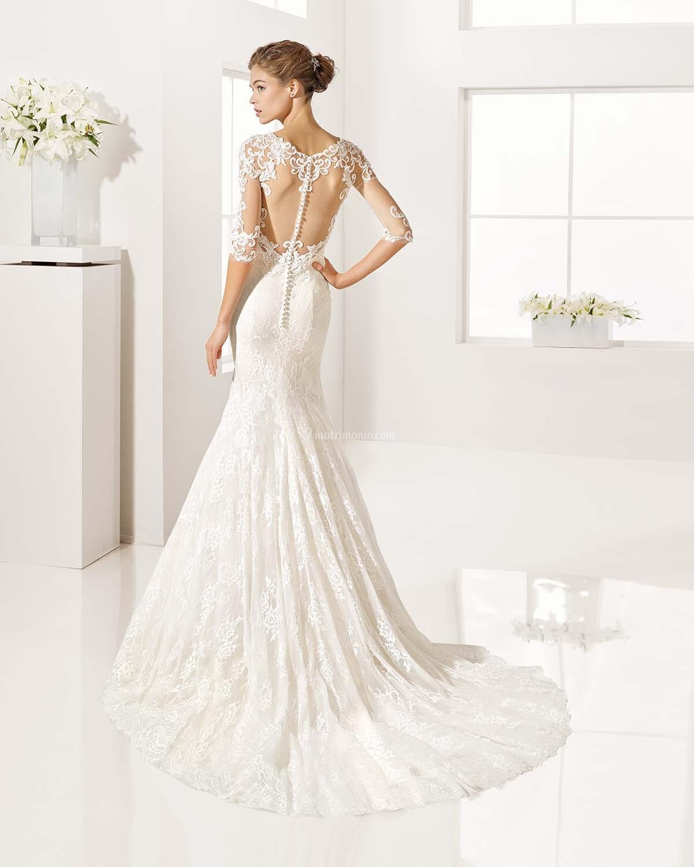 Vestito da Sposa Gisele by Alma Novia