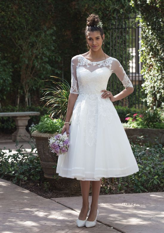Vestito da Sposa Lillian West 4000 by Sincerity