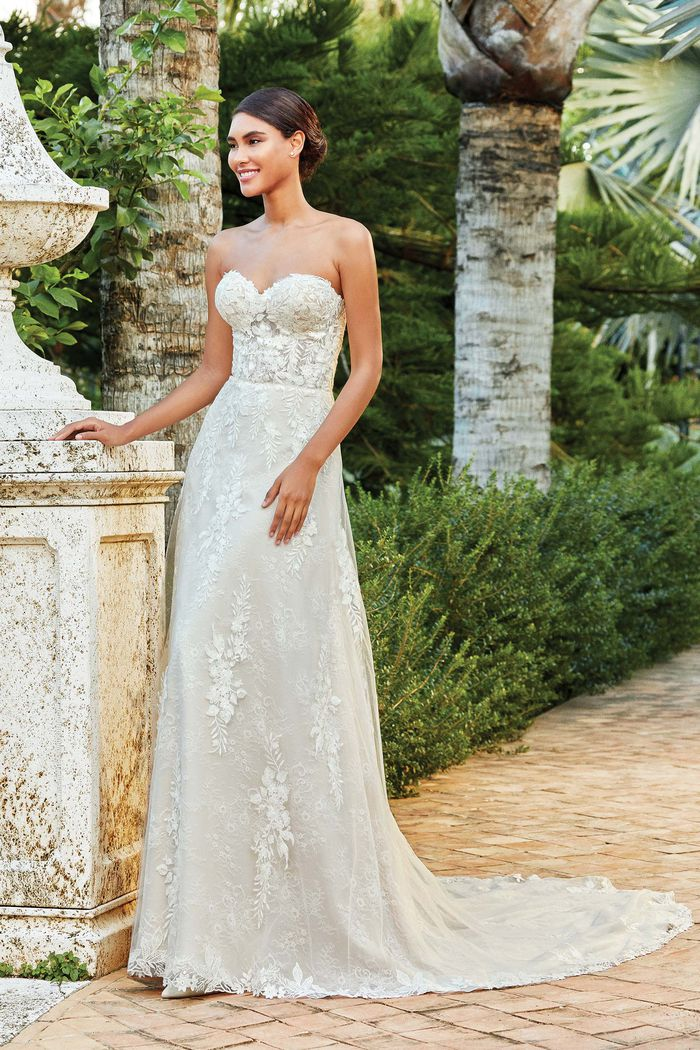 Abito da Sposa 44209 by Sincerity