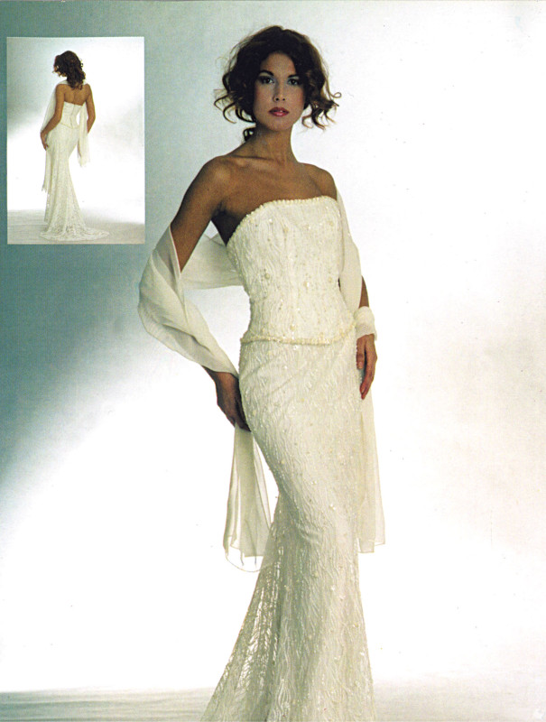 Vestito da Sposa Abito da Sposa by Dalin