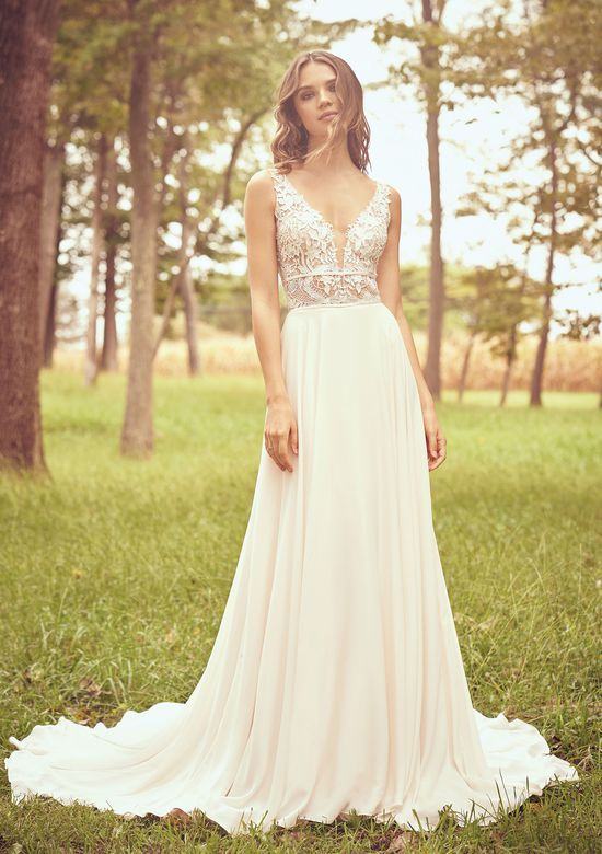 Abito da Sposa 66059 by Lillian West