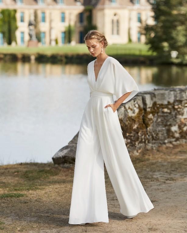 Vestito da Sposa Waddox by Rosa Clarà