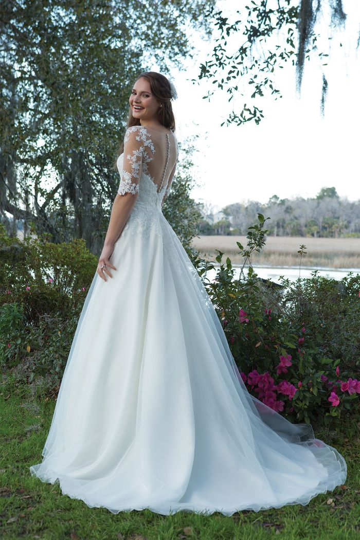 Abito da Sposa 6191 by Sweetheart