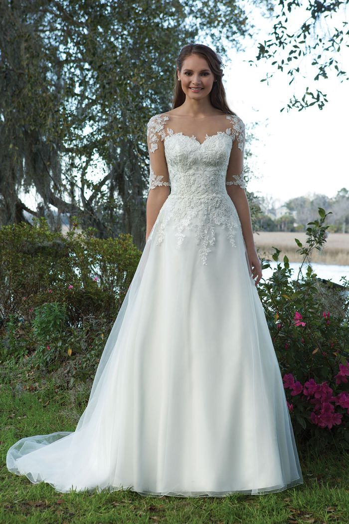 Vestito da Sposa 6191 by Sweetheart