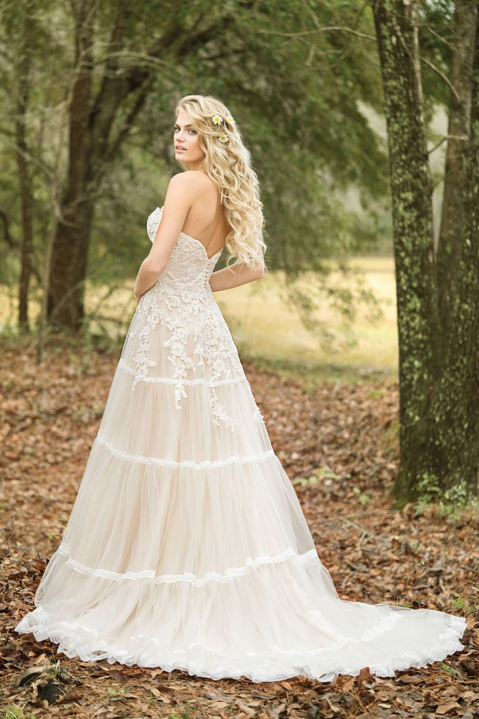 Abito da Sposa Justin Alexander 6451 by Lillian West