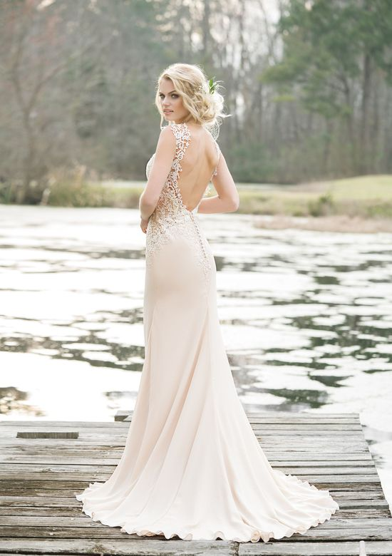 Abito da Sposa Justin Alexander 6454 by Lillian West