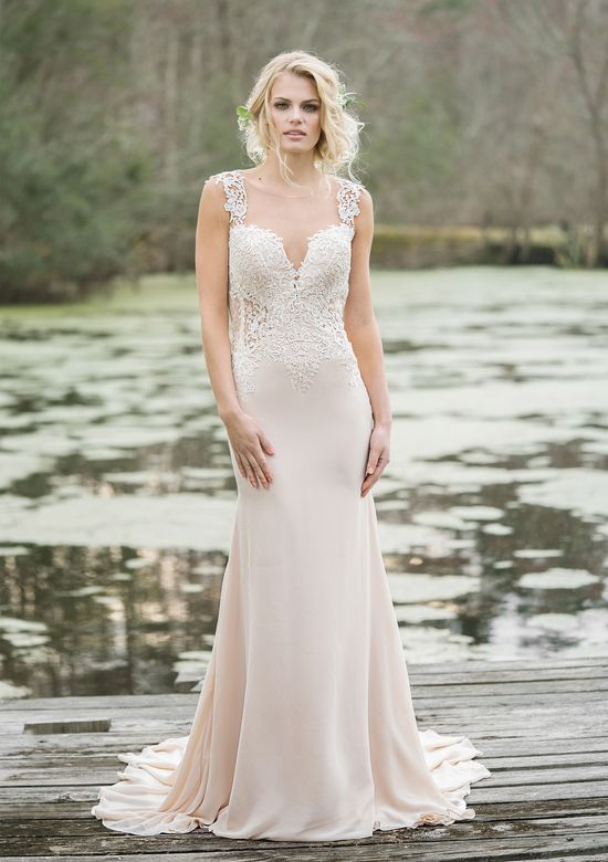 Abito da Sposa 6454 by Lillian West