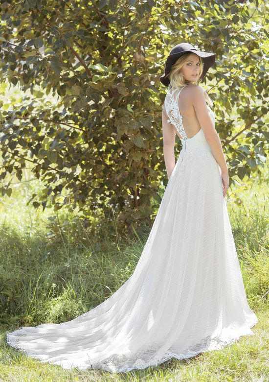 Vestito da Sposa Justin Alexander 6487 by Lillian West