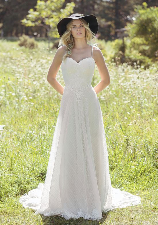 Abito da Sposa Justin Alexander 6487 by Lillian West