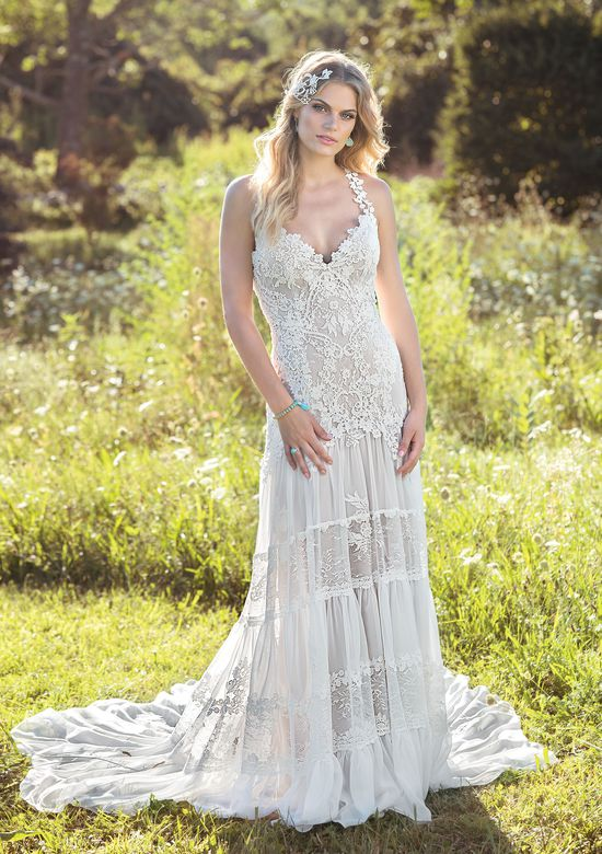 Abito da Sposa 6491 by Lillian West