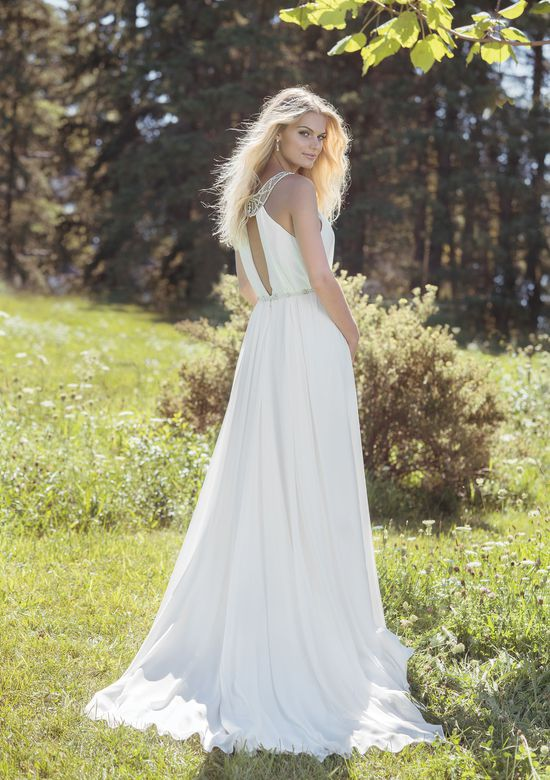 Vestito da Sposa Justin Alexander 6500 by Lillian West