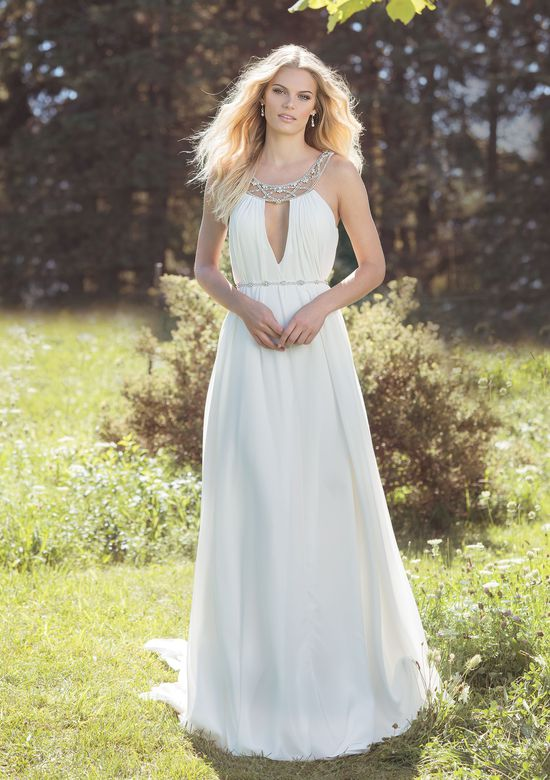 Abito da Sposa Justin Alexander 6500 by Lillian West