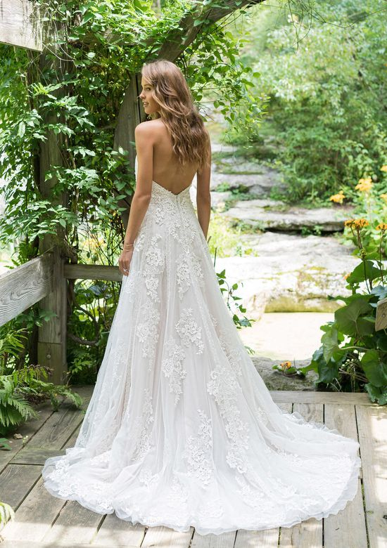 Abito da Sposa Justin Alexander 66017 by Lillian West