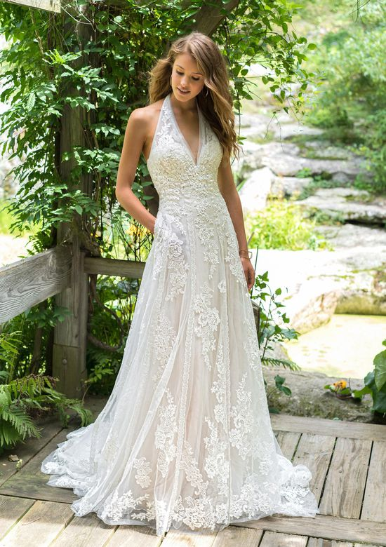 Abito da Sposa in Offerta 66017 by Lillian West
