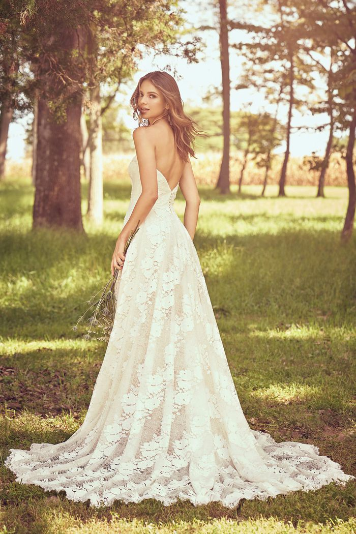 Abito da Sposa 66066 by Lillian West