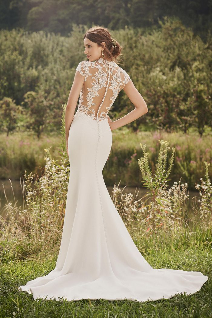 Abito da Sposa Lillian West 66121 by Justin Alexander