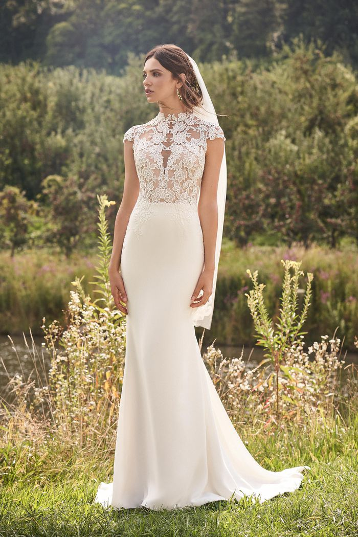 Vestito da Sposa Lillian West 66121 by Justin Alexander