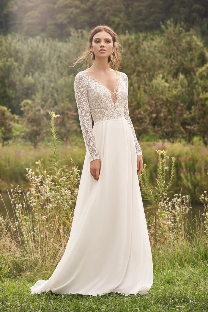 Vestito da Sposa 66135 by Lillian West