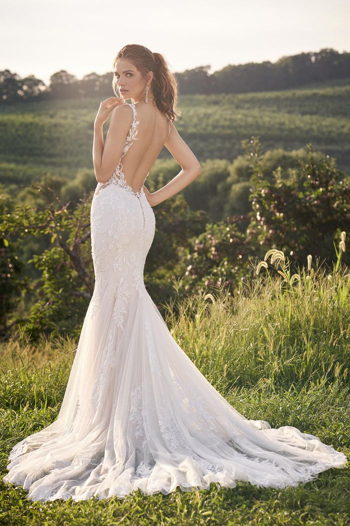 Abito da Sposa 66143 by Lillian West