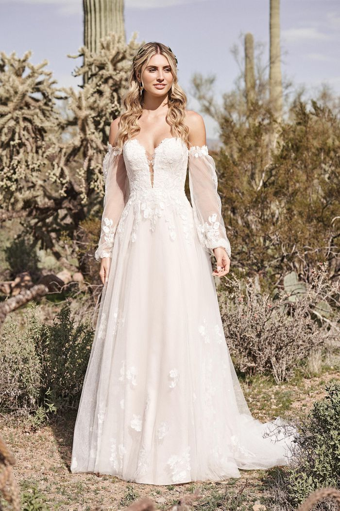 Abito da Sposa 66175 by Lillian West