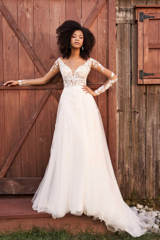 Vestito da Sposa 66192 by Lillian West