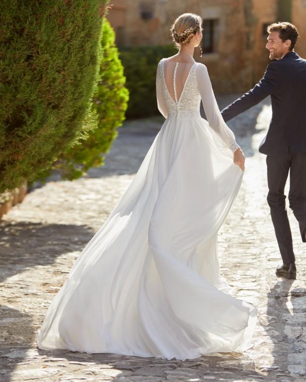 Vestito da Sposa Marvis by Rosa Clarà