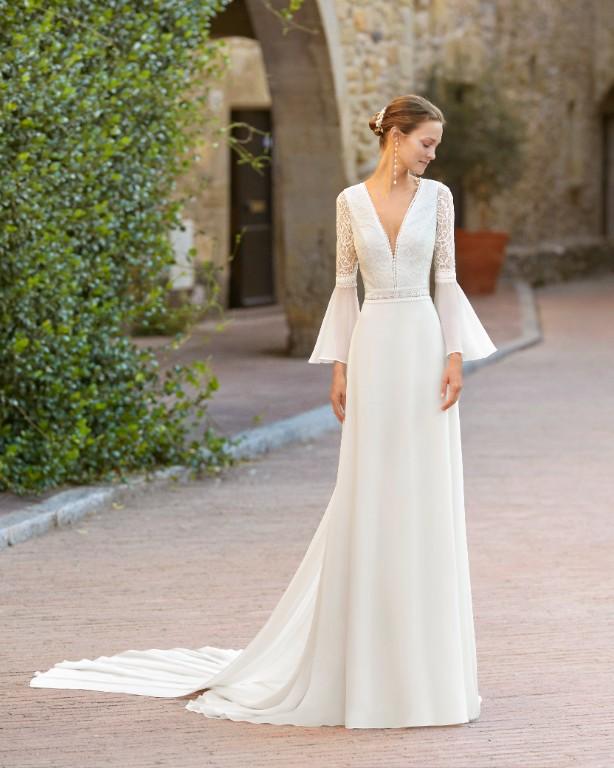 Vestito da Sposa Marcys by Rosa Clarà