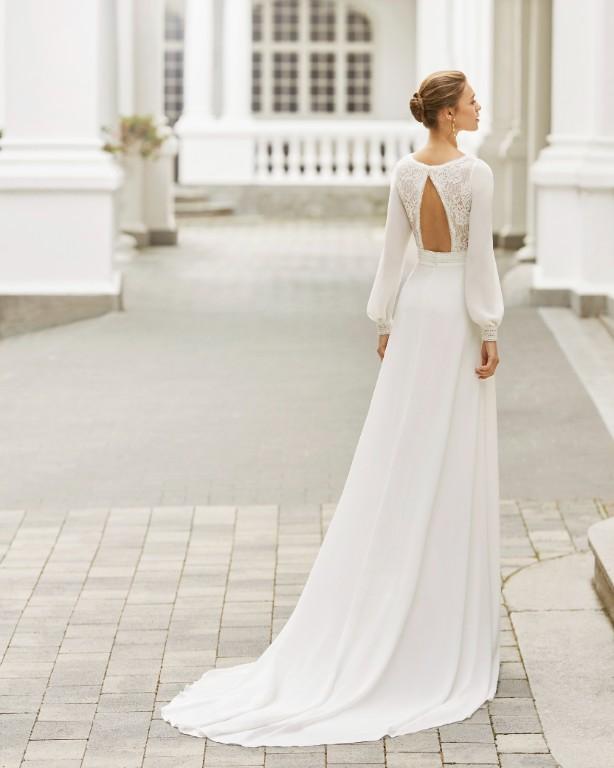 Vestito da Sposa Sacha by Rosa Clarà