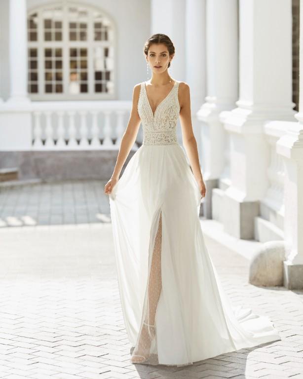 Vestito da Sposa Saky by Rosa Clarà