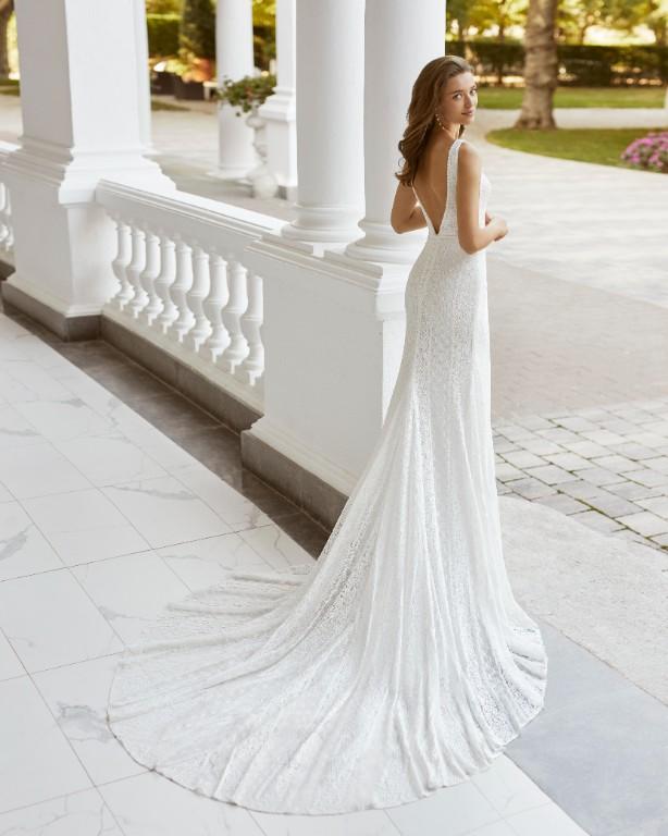 Vestito da Sposa Sandaly by Rosa Clarà