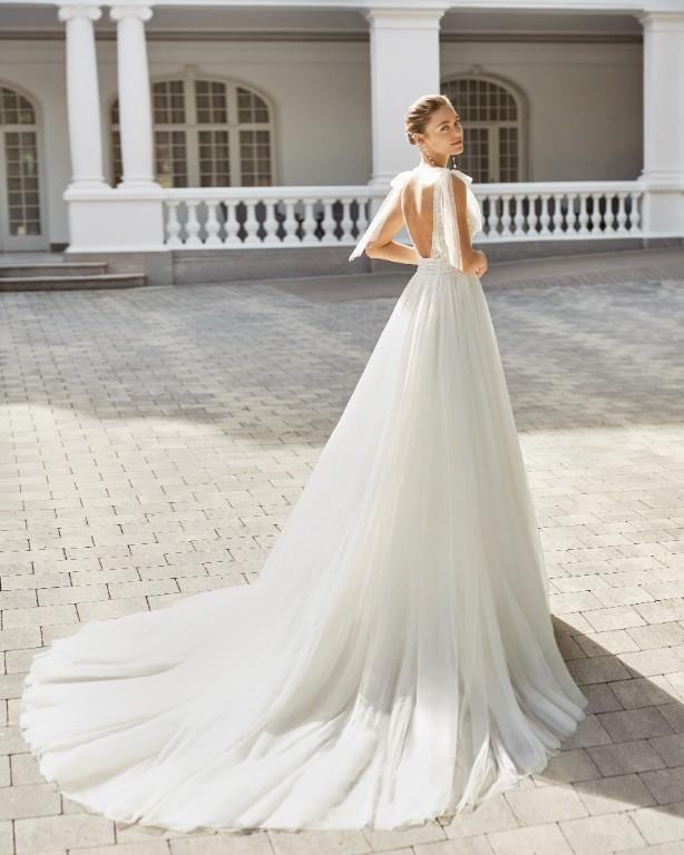 Vestito da Sposa Selys by Rosa Clarà