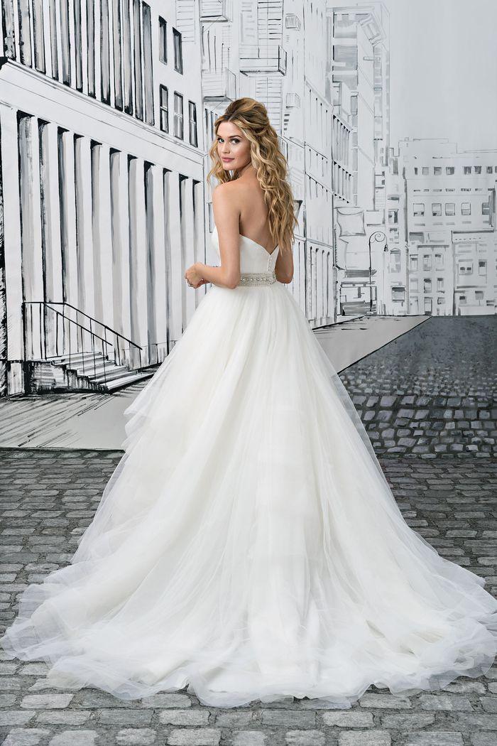 Vestito da Sposa 8779 by Justin Alexander