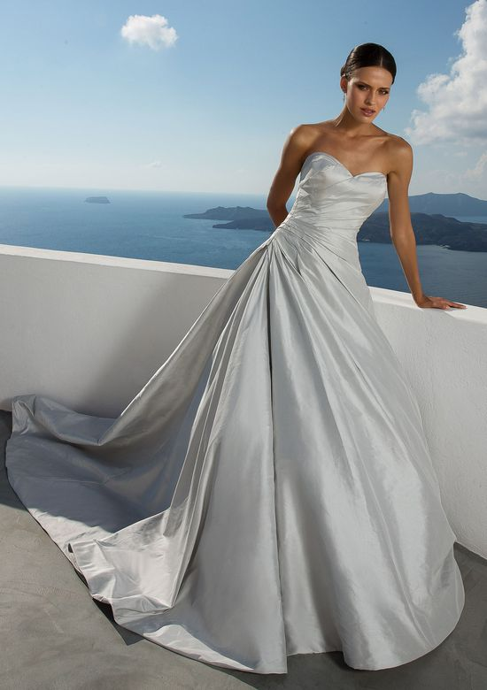 Abito da Sposa Lillian West 88029 by Justin Alexander