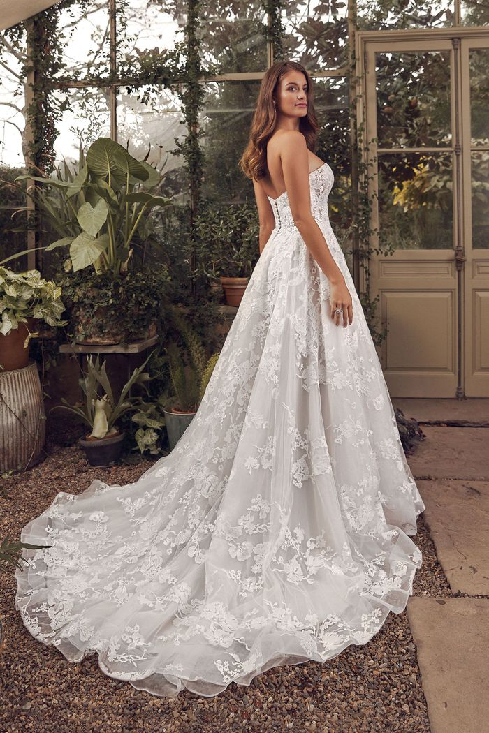 Abito da Sposa Lillian West 88142 by Justin Alexander