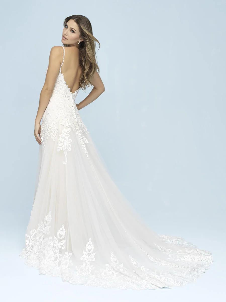 Vestito da Sposa 9611 by Allure Bridals