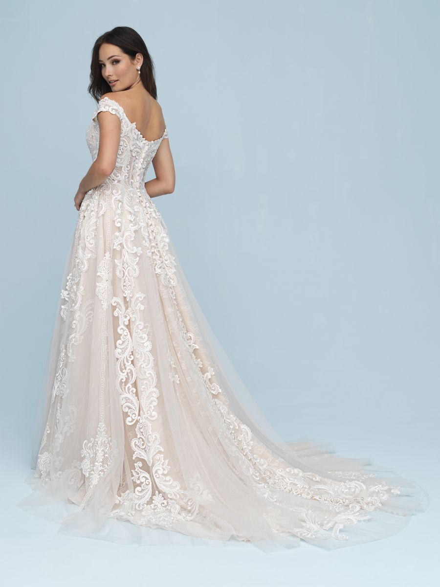 Abito da Sposa Allure Bridals 9619 by Allure Bridals
