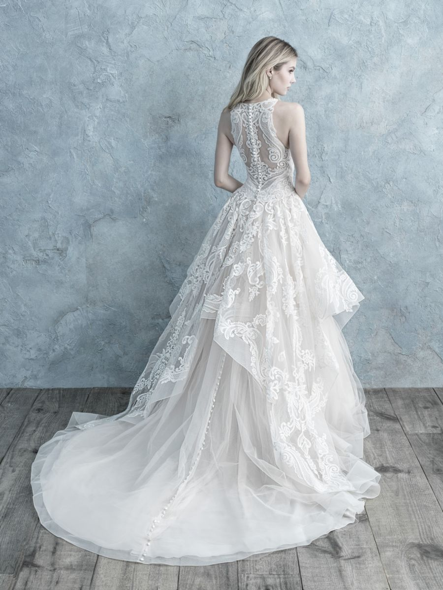 Abito da Sposa 9652 by Allure Bridals