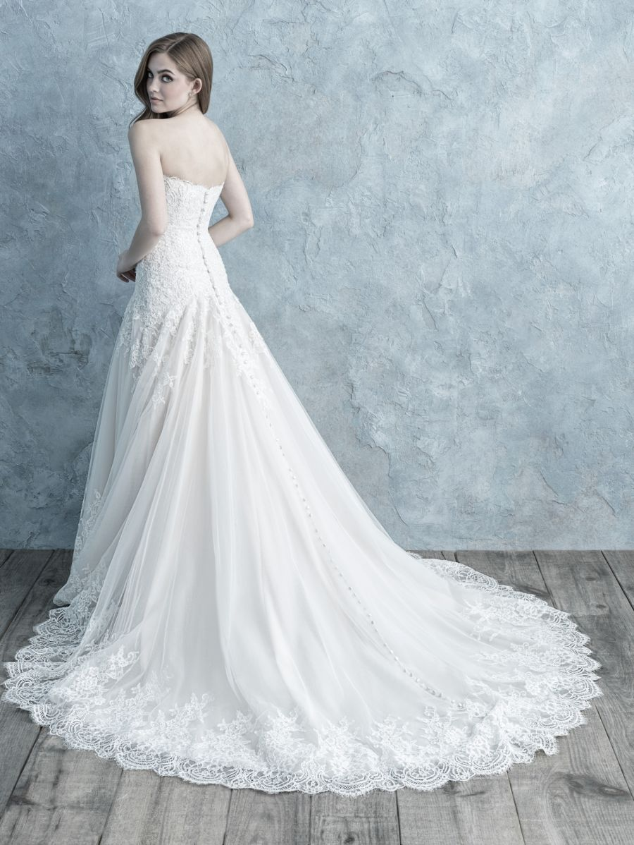 Vestito da Sposa Allure Bridals 9655 by Allure Bridals