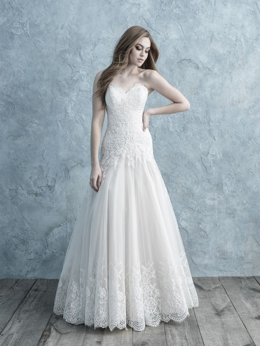 Abito da Sposa Allure Bridals 9655 by Allure Bridals