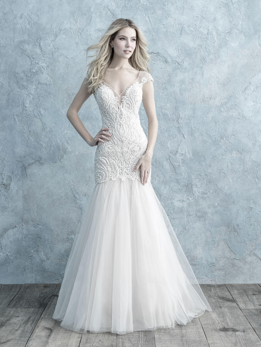 Abito da Sposa 9661 by Allure Bridals
